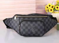 Wholesale waist bag patterns for sale - Group buy Hot Brand Designers Patterns Waist Bags Women Pack Bags Bum Bag Belt Bag Men Women Money Phone Handy Waist Purse