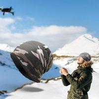 chapeau de l'armée tactique achat en gros de-Casque Snapback Sport En Plein Air Ski Chaud Ski Camouflage Crâne Chapeau Simplicité Armée Tactique Camo Chasse Chapeau Pour Hommes Adulte Cap