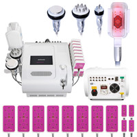 Wholesale Medical Radio - Newest Cooling Fat Freezing Lipo Laser RF Radio Frequency Skin Lifting Cavitation Slimming Machine For Spa
