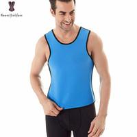 ff81766ec96bb Mens Neoprene Body Shaper Fat Burning Fajas Homegre Men Girdle Shapewear  Slim Shirt Sauna Sweat Weight Loss Bodysuit Hot Corse