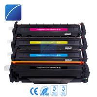 Wholesale toner cartridge for hp - Toner Cartridge CF400A CF401A CF402A CF403A 400A 401A Compatible For HP Color LaserJet Pro M252dn 252 HP Color LaserJet Pro MFP M277dw 277n