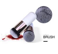 Wholesale essential makeup tools online - O TWO O Foundation Brush BB Cream Makeup Brushes Loose Powder Brush Multi functional Makeup Brushes Essential Makeup Tool