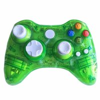Wholesale Official Windows - MYOHY2017 Wireless Joypad Gamepad Controller For XBOX 360 Controller For Official Microsoft XBOX 360 Windows 7 Windows 8