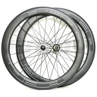 Wholesale C mm width HED new black paint mm carbon wheelset full carbon C road bike bicycle wheels
