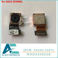 Wholesale asus camera resale online - Original Back Camera for ASUS ZE500KL Rear Camera Flex Cable Genuine