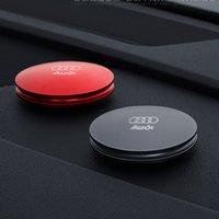 nouvelle décoration de lumières achat en gros de-Nouvelle Audi Parfum De Voiture Désodorisation Parfum Durable Lumière Parfum Haut de gamme En Métal Auto Décoration Intérieure Refit Supplies