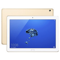 Wholesale inch 4g tablet octa core resale online - Original Huawei Honor WaterPlay Tablet PC WIFI LTE Version G RAM G ROM Kirin Octa Core Android quot MP Fingerprint ID Smart PC