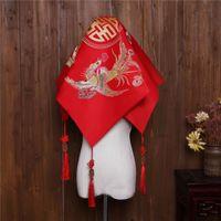 velos de novia china al por mayor-China Accesorios nupciales F714135 de la boda del Headwear de los velos nupciales del velo nupcial del velo nupcial