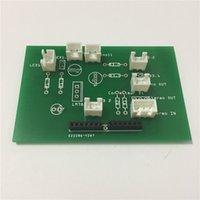 ingrosso pcb a base di alluminio-Base in alluminio a led, 16mm 20mm pin 2pin pin Bianco Black Star PCB per LED ad alta potenza, LED SMD