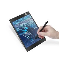 Wholesale graphic digital tablet for sale - 9 inch Color LCD Writing Tablet Electronic Blackboard Handwriting Pad Digital Drawing Board Colorful Graphics Tablets One Key To Clear