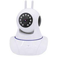 nachtsicht sicherheitskamera großhandel-Double Two Antenna Wireless YOOSEE IP-Kamera Nachtsicht IR-Sicherheitsunterstützung IOS android Remote Control View