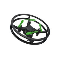Wholesale Mini Remote Controlled UAV Aircraft Small Resistance To Fall Four Axis Four Axis Aerial Portable RC Drones xg W
