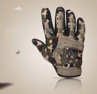 ingrosso guanti tattici pieni-Guanti sportivi all'aperto del guanto delle forze speciali di addestramento di riciclaggio del falco dei guanti sportivi all'aperto del dito pieno trasporto libero 015
