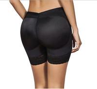 Wholesale shapewear clothing for sale - Black Women Butt Lifter Shaper Panties Shapewear Plus Size Butt Lift Padded Control Panties Shapers Clothes XL XXL XXXL
