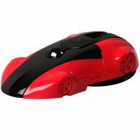 soporte para dispositivo móvil al por mayor-Fuerte magnético Creative Sports Car Models Phone Mount Holder Dash / Window, Red Sports Car Modeling Un botón Transform Mobile Devices Cradle