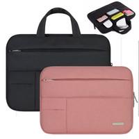 étuis pour ordinateurs portables acer achat en gros de-Hot Notebook Sac Laptop Case / Manchon Air Pro Retina 11 2 13 15.4 Protecteur Pour Dell HP Asus Acer Lenovo Mac Macbook sac 14 15.6