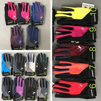 Wholesale Unisex brand UA Touch Screen Gloves Under Outdoor Sport Armor Warm Full Finger Guantes Patchwork Gloves Cycling winter warm mittens Gloves