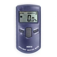 medidores de humedad para paredes al por mayor-MD918 Medidor de humedad de madera digital de madera Medidor de Humedad Detector de humedad Medidor de humedad del papel medidor de humedad de la pared 4 ~ 80%