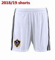 2018 2019 men LA Galaxy home Ibrahimovic Soccer Jerseys shorts 18 19  ALESSANDRINI GIOVANI LLETGET Los Angeles Away Football Shirt Free shipp 64e43532b