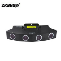 Wholesale Lumiere W Head Color Beam Laser Light DMX512 DJ Disco Family Party Club Wedding Stage Effect Lighting Projector V