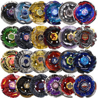 Wholesale beyblade birthday for sale - Group buy 24 Designs Clash Metal D Beyblades Beyblade Burst Spinning Tops Boys Kids Toys Beyblade Burst Party Favor CCA9918