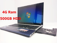 Wholesale quad core gaming laptop for sale - 15 inch Gaming Laptop Notebook Computer Wtih DVD GB DDR3 Ram GB HDD in tel celeron J1900 Quad Core Ghz WIFI webcam HDMI