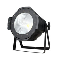 Wholesale Cooler Master Wholesale - LED Par COB 100W With Barn Doors High Power Aluminium Case Stage Lighting with 100W COB ,cool white and warm white