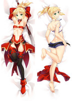 ingrosso caso delle ragazze di anime-cirno's Store fate / grand order anime Personaggi sexy girl red sabre mordred body Federa destino / apocrypha Dakimakura