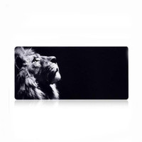 Super Sizes Mouse Pads Computer Gaming Pad Large Size Cartoon Printing Mice Mat Natural Rubber Waterproof Desk Gamer Mousepad Mats for PC Laptop