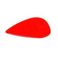 púas plásticas al por mayor-100pcs guitarra de plástico elige púas 0.71 mm - Color aleatorio