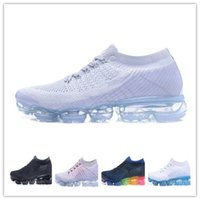Wholesale Patchwork Cushions - Drop Shipping Vapormax Running Shoes Men Casual Sneakers Women Sports Presto Air Cushion Outdoor Athletic Sports Hiking Jogging Shoes 36-45