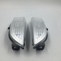 Wholesale ford signal - 2pcs  Pair RH and LH Side Led Turn Signal Light Lamp Mirror Lights for Ford Everest Ranger 2012 2013