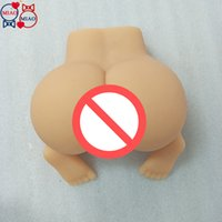 Wholesale girl dolls for adult for sale - Silicone Realistic Vagina Girl Real Pussy Sexy Big Ass Sex Dolls Nice Bottom Male Masturbator Sex Toys For Men Porn Adult Products