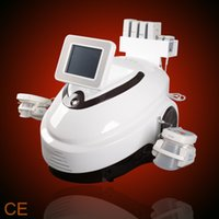 Wholesale Home Skin Tightening Devices - Ultrasonic Liposuction body Slimming portable Fat Freezing Machine Lipo Laser Cellulite removal skin tightening Machine home device