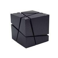 haut-parleurs bluetooth achat en gros de-2018 Coupe du Monde Cube Haut-parleurs 3D Stéréo Son Portable Bluetooth Haut-Parleur Sans Fil Musique Boîte Soutien TF Carte Avec Boîte De Détail vs charge 3