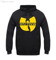 бесплатная быстрая доставка одежды оптовых-Wu tang clan балахон для мужчин классический стиль зима толстовка 5 стиль спортивная хип-хоп куртка одежда быстрая доставка свободный корабль