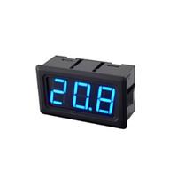 mini mètre numérique achat en gros de-Voltmètre Numérique Mini-Voltmètre Numérique Antidust 100mV 500V 20V Voltmètre Numérique Tension Numérique