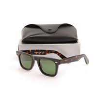 plaj camı toptan satış-Yeni Yüksek Kalite Bayan Güneş gözlükleri Tahta gözlük Kaplumbağa Çerçeve Güneş Gözlüğü cam Lens Yeşil Lens gözlük plaj Mens güneş gözlüğü glitter2009