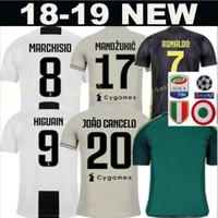 b440b448c01 Wholesale team soccer uniforms kit resale online - 2018 Soccer FC Juventus  Jersey Men Team White