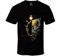 вентилятор хан оптовых-Indy Jones Han Solo mash up funny fantasy fan T shirt высокое качество футболки мужчины O-образным вырезом топ tee