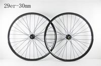 ingrosso moto diretto-29er 30width 25height straigh Full-Carbon Mountain Bike Wheelset Copertoncino Wheel Set Accessor Bicicletta Prezzo di Fabbrica Diretta Personalizzabile