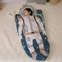 ingrosso baby swaddled-Corona Musulmano Coperta Swaddle Coperta del fumetto Coperta del bambino Coperta del bambino Neonato