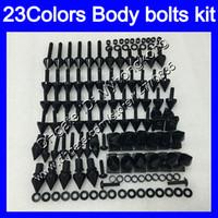 Wholesale Mv Agusta Fairings - Fairing bolts full screw kit For MV Agusta F4 05 06 R312 750S 1000 R 750 1000R 312 1078 MA 2005 2006 Body Nuts screws nut bolt kit 23Colors