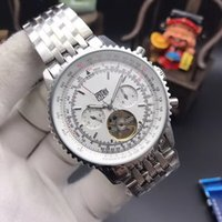 Wholesale cheap good watches - silver case good china watch montres AAA automatic date cheap sport wholesale luxury fashion men brand new Stainless steel mens watches