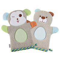 Wholesale loofah glove for sale - Group buy Baby Bath Gloves Children s Bath Rub Children s Towel