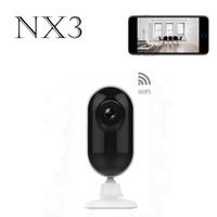 Wholesale secret recorders for sale - Group buy Mini Wifi IP Camera HD P Secret Camera IR Night Vision Wireless Remote Control Mini Video Recorder Camera