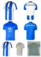 Wholesale adult jerseys - best qualit adults jersey 2017 2018 Porto men soccer jerseys 17 18 MAREGA SILVA home away 3rd 2018 Porto FC Customized football shirts