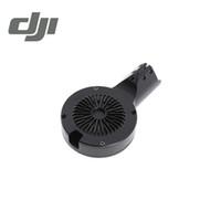 ingrosso dji motori-DJI E2000 Pro 6010 Base motore Nero Accessori originali Parti con tubo in carbonio da 28 mm