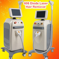 Wholesale wax for hair removal - CE approved Diode Laser hair removal skin laser machines for sale 808 nm diode laser waxing hair removal epilator upper machine