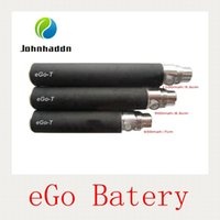 Wholesale t matching for sale - EGO Battery for Electronic Cigarette E cig Ego T Thread match CE4 atomizer CE5 clearomizer CE6 mah mah mah